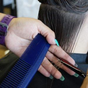 Hair Cut by Brenda